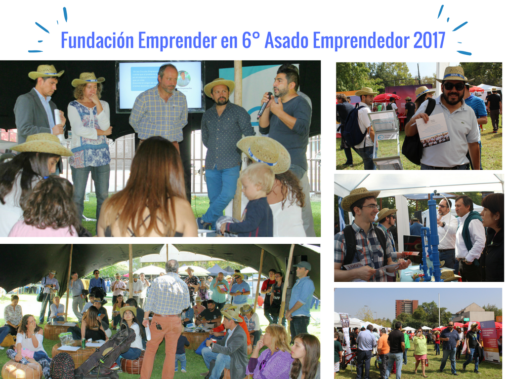 Fundación Emprender en 6° Asado Emprendedor 2017
